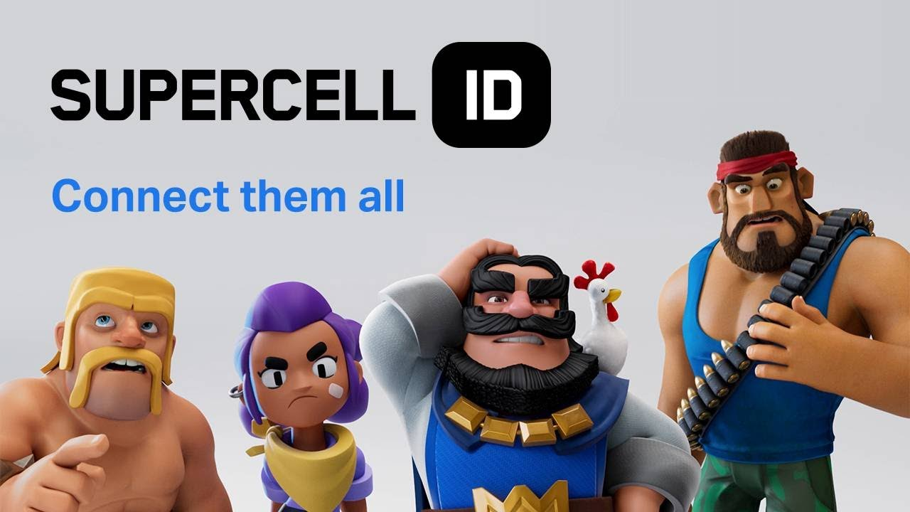 Supercell ID: Connect Them All! - YouTube