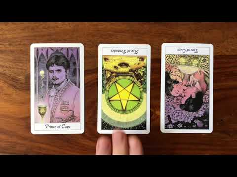 Daily Tarot Reading for 13 December 2017 | Gregory Scott Tarot
