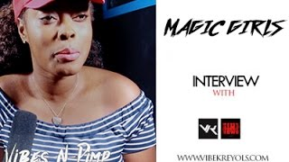 Magic Girls Diss Kasoumee Interview With #VibesNPimp [Episode 3]