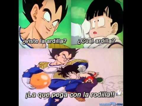 Los Mejores Memes De Dragon Ball Z Youtube