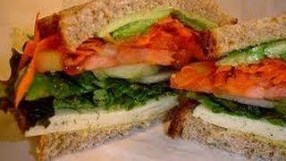 Creole Bean Burger - Sandwich Recipes QUICKRECIPES
