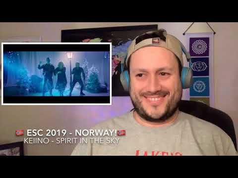 🇳🇴ESC 2019 Reaction to NORWAY!🇳🇴
