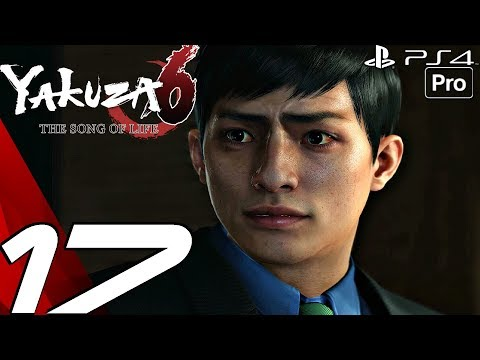 YAKUZA 6 - Gameplay Walkthrough Part 17 - Secret of Onomichi & Pocket Circuit Fighter (PS4 PRO)
