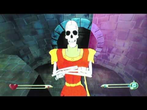 Dragon's Lair 3D - La Salle Impossible