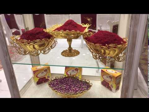 Over $100,000 of Saffron @ Global Village Dubai 2017