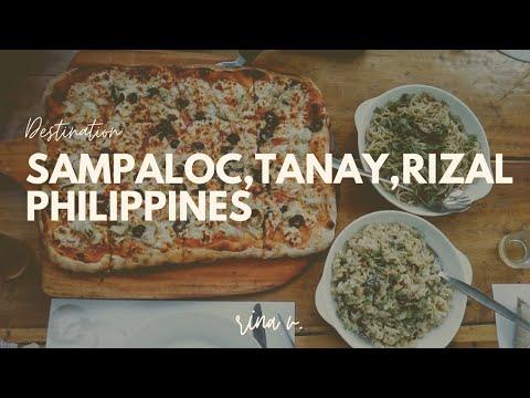 FOOD TRIP AT SAMPALOC, TANAY,RIZAL!!!