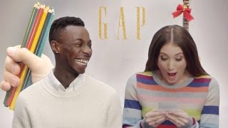 Giving vs. Receiving // Presented By BuzzFeed & Gap