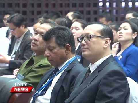 Lao National Television News - BOL-OMFIF Conference