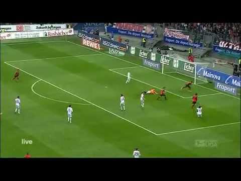 Eintracht - bayern 2:1 20.03.10 (live kommentar vom champions league finale gegen manu 1999)