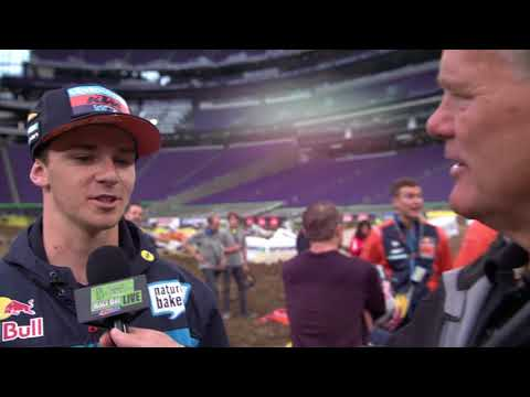 Sean Cantrell - Minneapolis - Race Day LIVE 2018