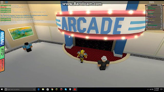 Roblox Pokémon Brick Bronze: Trying Out The Arcade