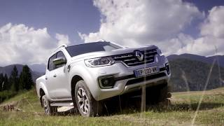 2017 Renault Alaskan Off Road Test Drive