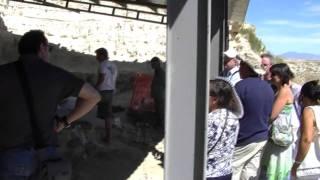 Excavación en Barranco Leon en Orce