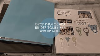 Photocard Binder Tour MP4 Video and Photocard Binder Tour Mp3