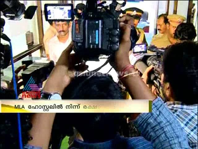 Blackmail case:culprite hide in MLA hostel:രക്ഷപ്പെടാന് സഹായിച്ചത് യൂത്ത് കോണ്ഗ്രസ് നേതാവ്