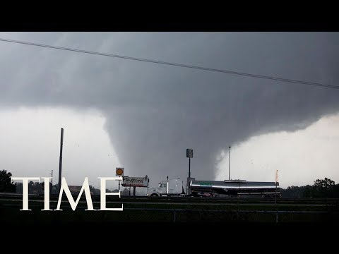 Tornadoes Damage Homes And Caused Power Outages Across The U.S. Southeast  | TIME