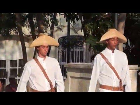 A Moment in Camaguey, Cuba
