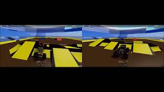 Roblox Monster Jam Youtube Series 3: San Salvador Racing
