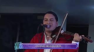 Los Jóvenes Musiqueros. Himno Nacional Argentino / Largos caminos me ire