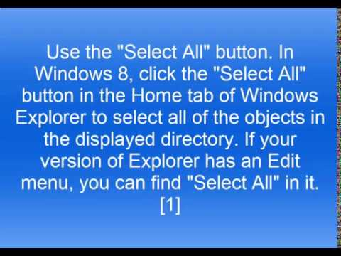 How To Select All Three Methods Windows Mac OS