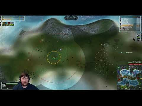 Zero Land Combat Challenge! - Supreme Commander: Forged Alliance