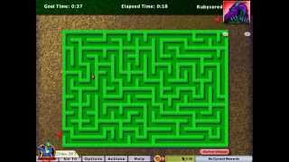 Hoyle Puzzle & Board Games 2008 - Maze Racer 01[720p]