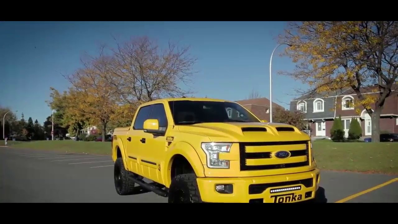 2017 Ford Raptor F150 Full Walkaround Exterior And Interior Tonka Edition