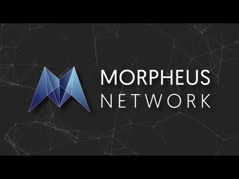 [ICO] Morpheus.Network - Индустрия мировой торговли на blockchain
