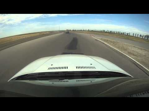 Close Call with Ivan at Buttonwillow 13CW