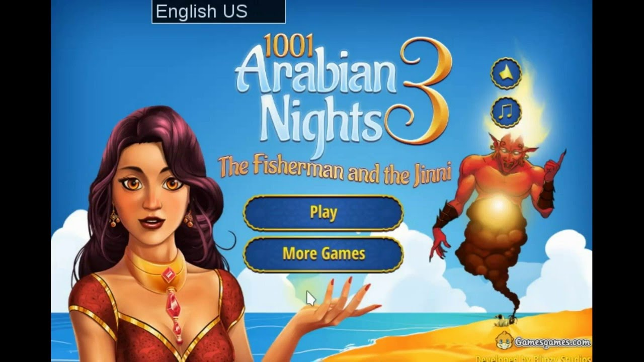 Arabian Nights 3