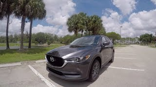 Mazda CX-5 2017 Review and Test Drive | fillsgarage