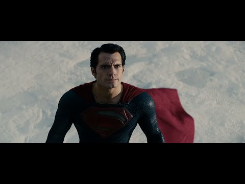 Man of Steel - First Flight (2013)