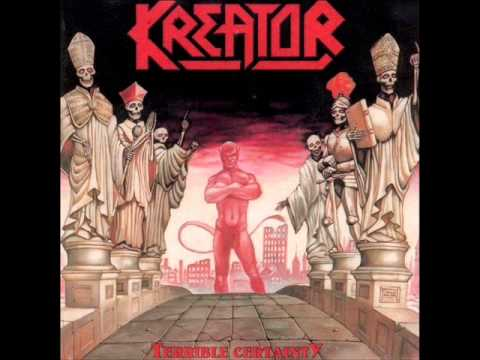 Kreator-Terrible Certainty [FULL ALBUM 1987]
