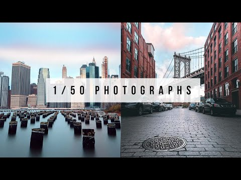Cityscape Photography In NYC
