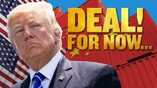 """Trump's China Trade """"Deal"""" Off to a Rocky Start"""