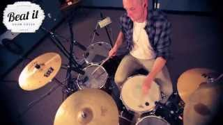 Ain't It Fun - Paramore (Jackson Roberts Drum Cover) Beat it! Episode 4 Thumbnail