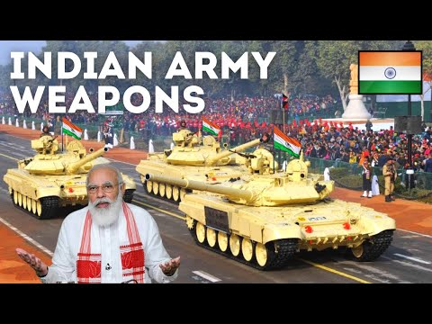 Scary! Indian Army Weapons | (All Weapons) 2018