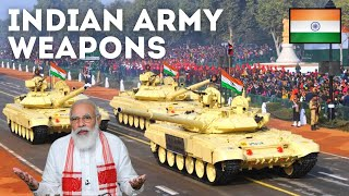 Indian Army Weapons   (All Weapons)