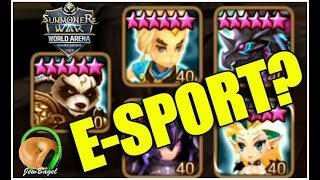 SUMMONERS WAR : Can RTA be a viable E-SPORT?