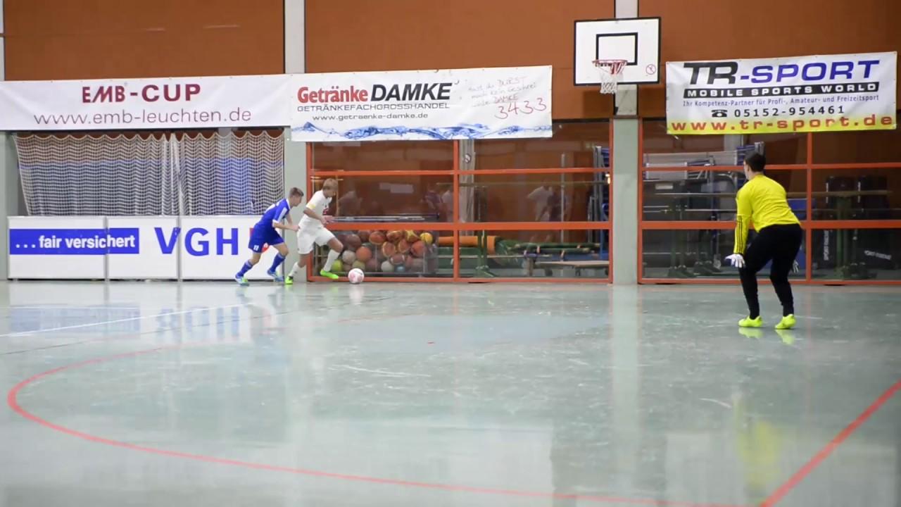 EMB Cup 2016 VfL Bückeburg 29 12 2016 - YouTube