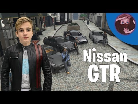 Nieuwe Nissan GTR Gekocht! - (GTA Roleplay)