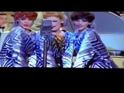 """Xanadu Movie """"Dancin'"""" Big Band and The Tubes FULL SCENE (1980)"""