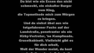 Kool Savas - Collateral mit Lyrics!