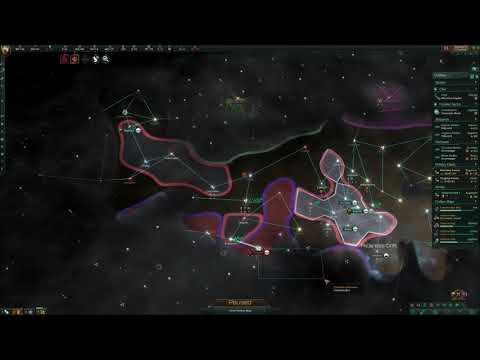 Stellaris Nemesis - DA Ringworld Origin War Rush (GA+ All Advanced Start) |