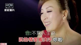 牽手作伴~楊哲&喬幼~KTV字幕~1080P