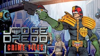 Judge Dredd Crime Files - No Yetis Allowed - iOS / Android Gameplay