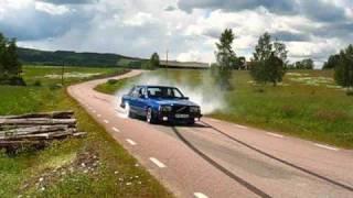Är det så här man kör gammal Volvo turbo?