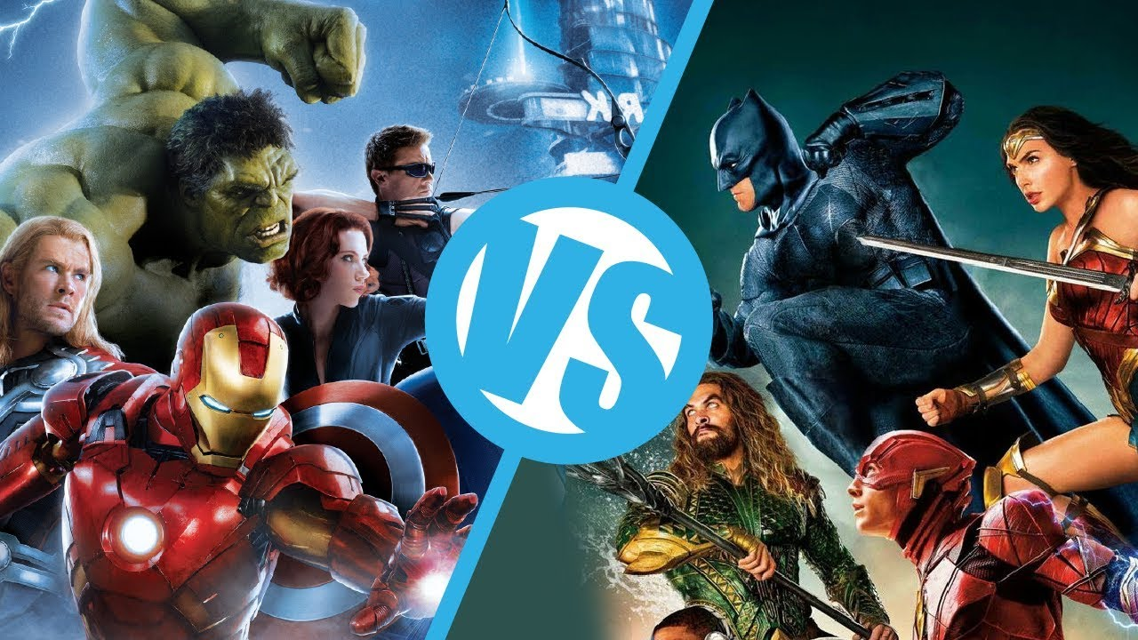 the avengers vs justice league movie feuds - Avengers Vs Justice League