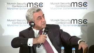 «ԼՂ խնդիրը եզակի եզրերից է, որով զբաղվում են ԱՄՆ-ն, ԵՄ-ն և ՌԴ-ն՝ ունենալով համանման ուղղություն»