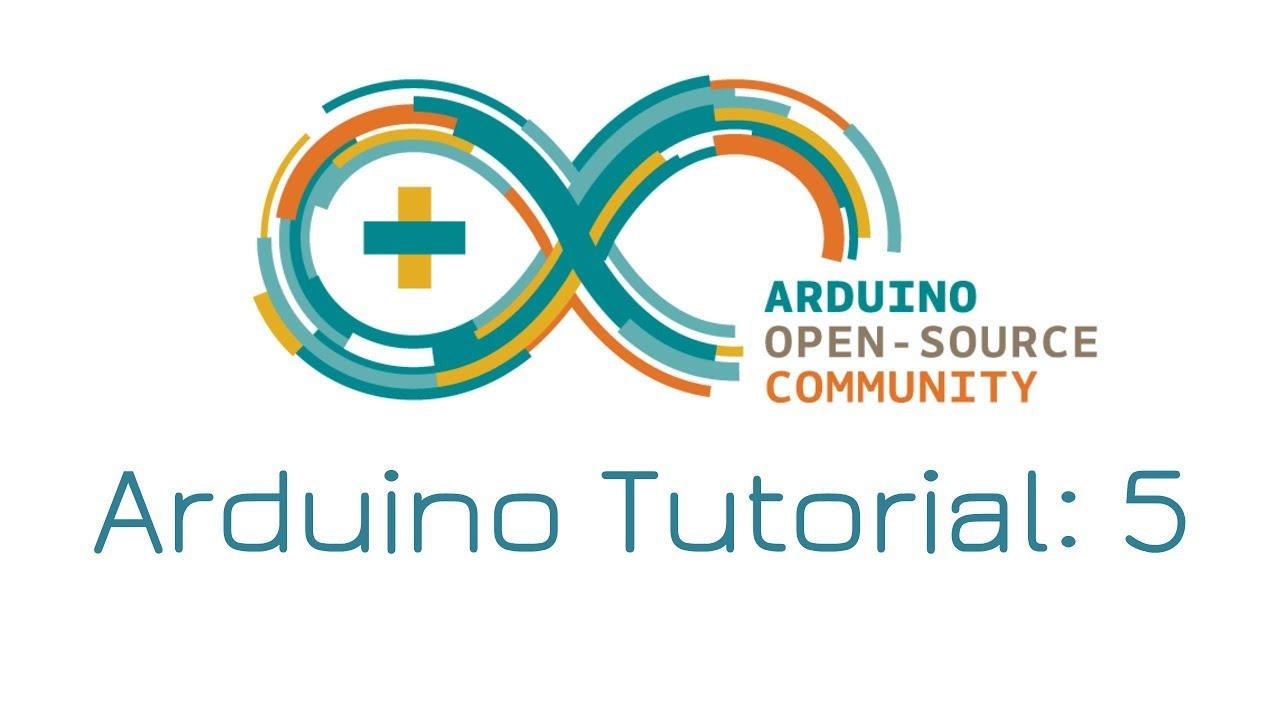 Arduino Tutorial 5: Analog Read operation using Sound Sensor